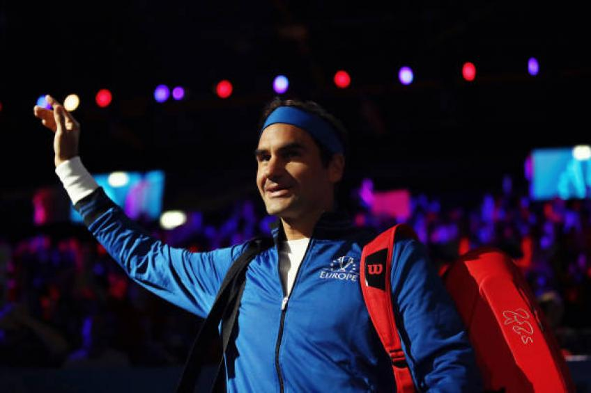 Roger Federer speaks about how he educates his children