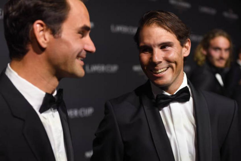 Nadal: 'I am not thinking about Roger Federer's Majors all the time'