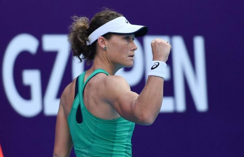 Sam Stosur: It's obviously been a tough year