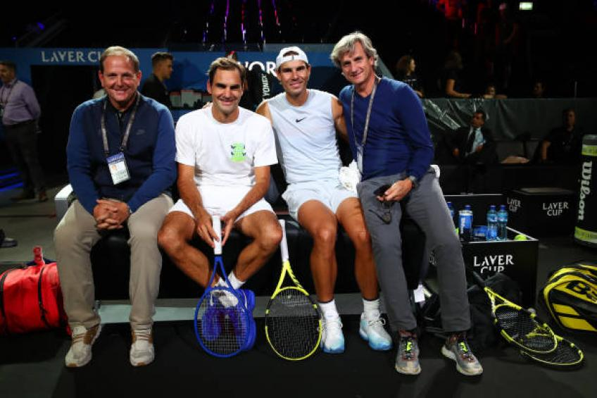 'At 19 years Federer, Nadal did not think they would win 19 or 20 Majors'