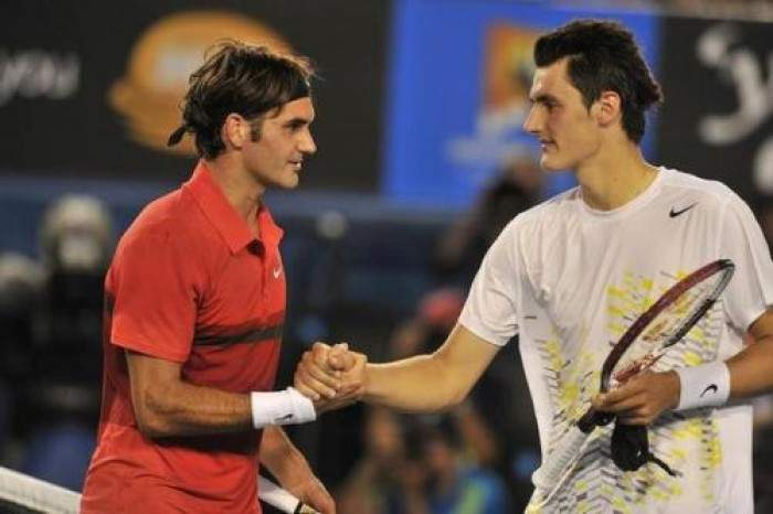 Bernard Tomic replies to Federer: ´I am as far from the Top 10 as he is from Djokovic´