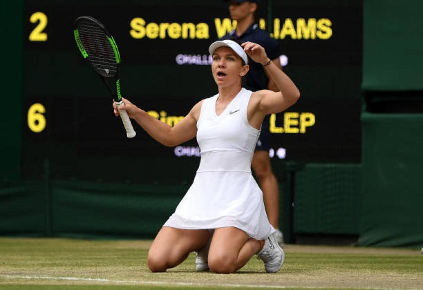 Simona Halep: 'I was shocked when I learned of Kim Clijsters coming back'