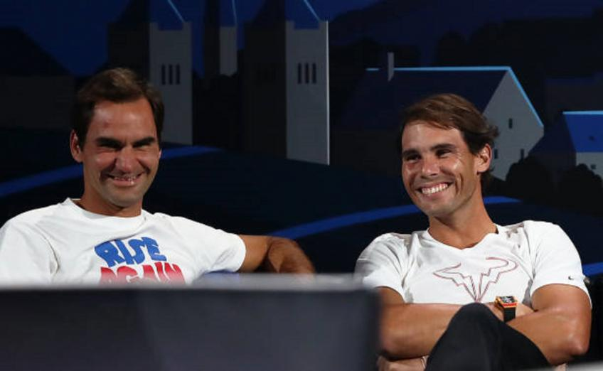 Roger Federer and Nadal listening to each other was interesting: Annacone