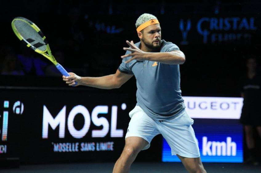 Jo-Wilfried Tsonga shows that age is just a number. Maybe...