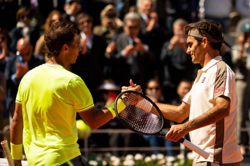 Coach shares Rafael Nadal's key to beat Roger Federer on hard, grass again