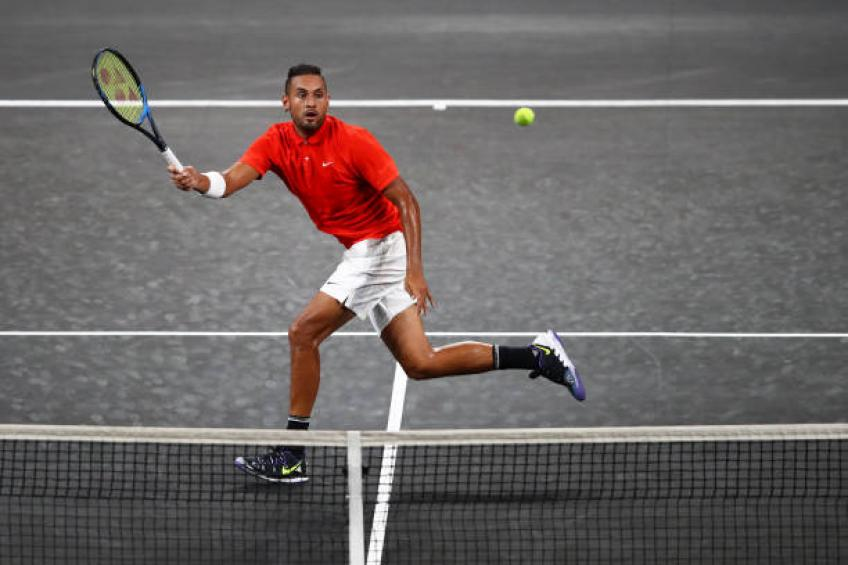 McEnroe shares why Nick Kyrgios didn't play Laver Cup on Sunday