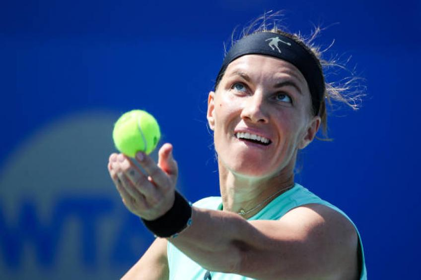 Kuznetsova: 'I thought Kim Clijsters was the new director of WTA Finals'