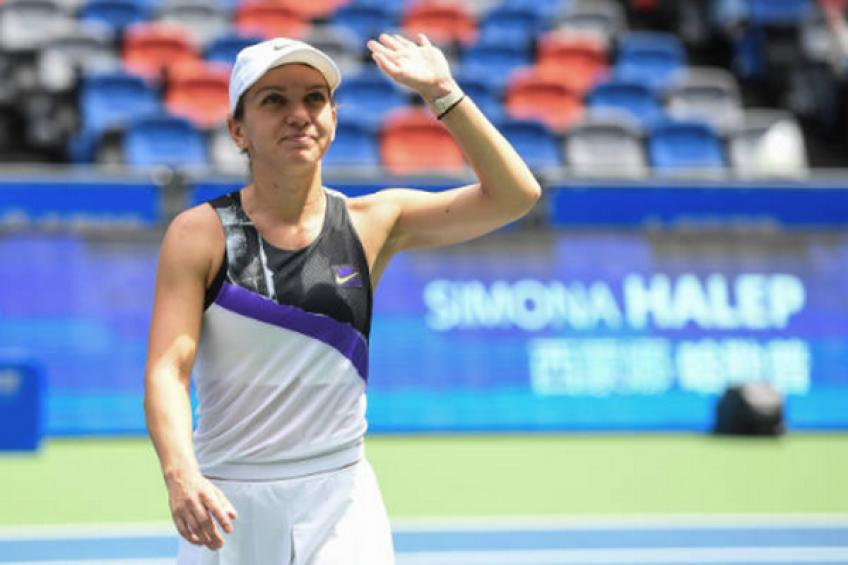 Simona Halep: 'I feel healthy and motivated and want to win every match'