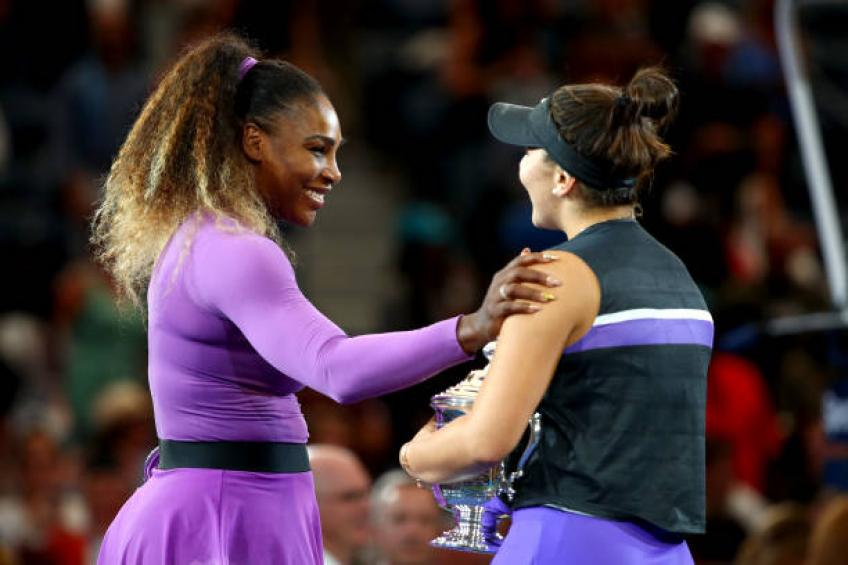 Andreescu: 'People watched final vs Serena Williams, now they follow me'