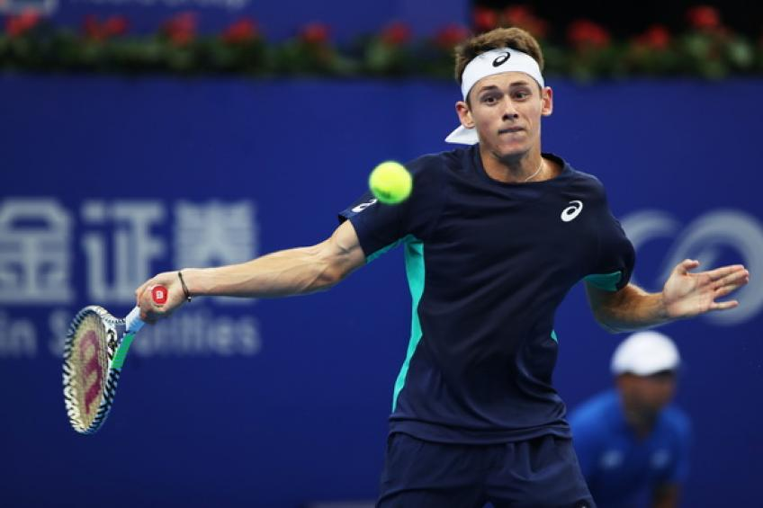 ATP Zhuhai: Kecmanovic, De Minaur, Zhang and Andujar make winning start