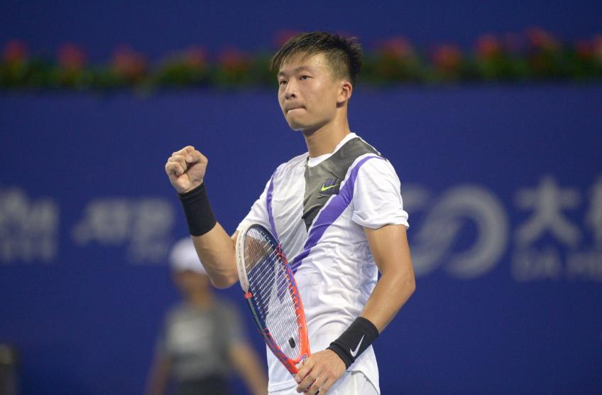 Di Wu: I didn't sleep well after my Zhuhai win because I was very happy