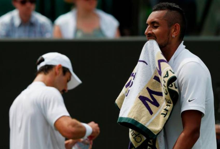 'Kyrgios will always create controversies, even if he gets banned' Caujolle