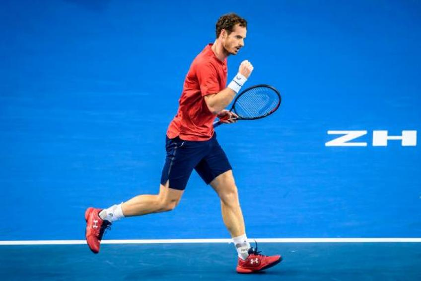 Andy Murray doesn't get the same appearance fees as before, says Caujolle