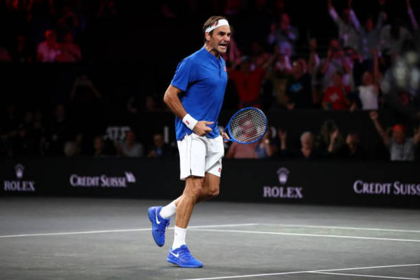 Who worked on Roger Federer's mind should be given Nobel prize: Coria