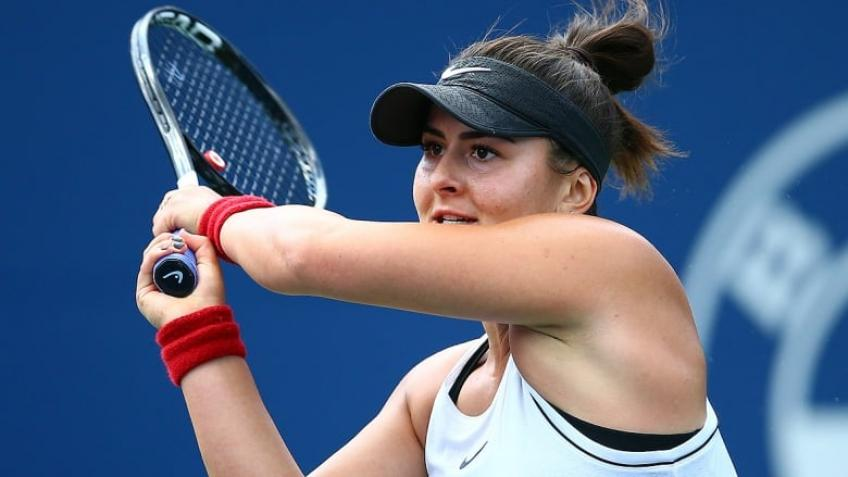 Bianca Andreescu is training and confident on upcoming China tournaments
