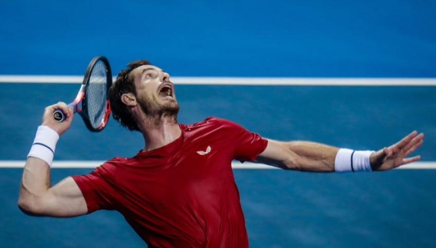 Tim Henman: It's amazing to see the progress that Andy Murray has made