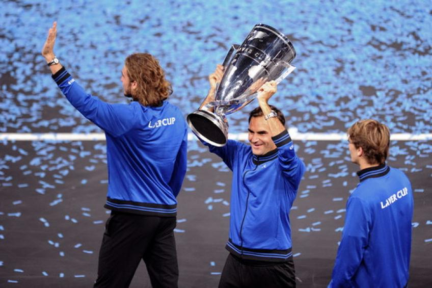 Roger Federer earns Laver Cup MVP award but he is not alone there..