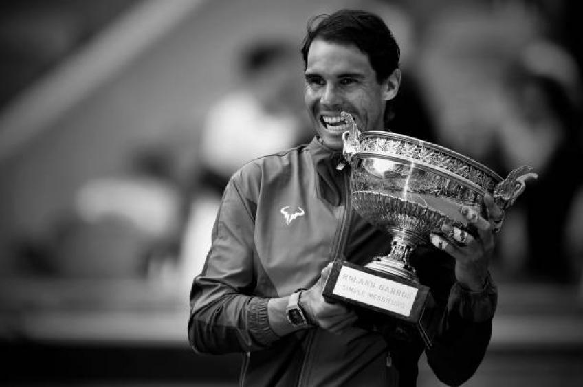 'Nadal wins it all on clay, other Spanish guys can't do anything about it'