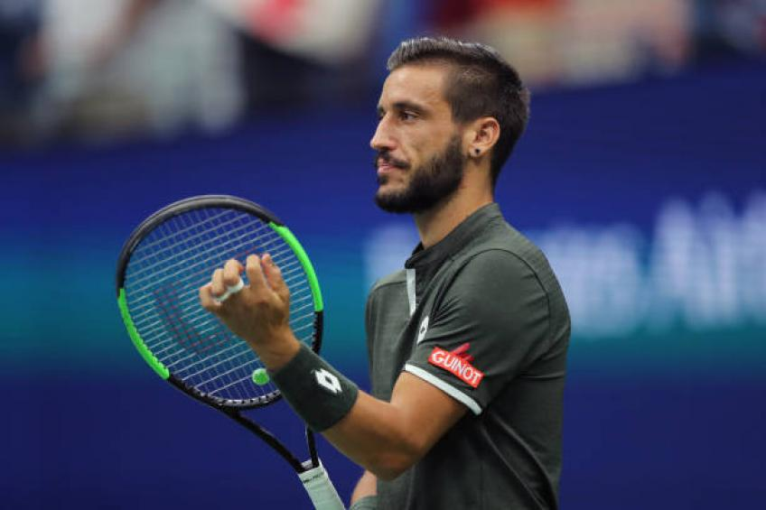 Damir Dzumhur recalls the time where his country was involved in war