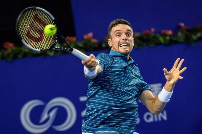 Bautista Agut: 'Zhuhai is the slowest court ever. Players can die'