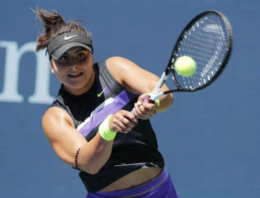 Bianca Andreescu 'on a roll' after 14th win on the spin