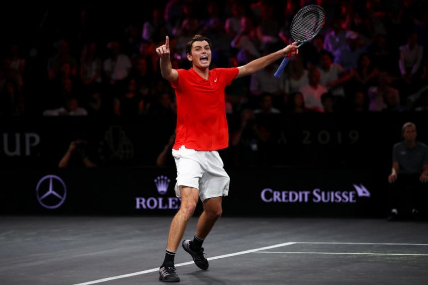 Laver Cup takeaway: some breakthrough wins for USTA players Fritz and Sock