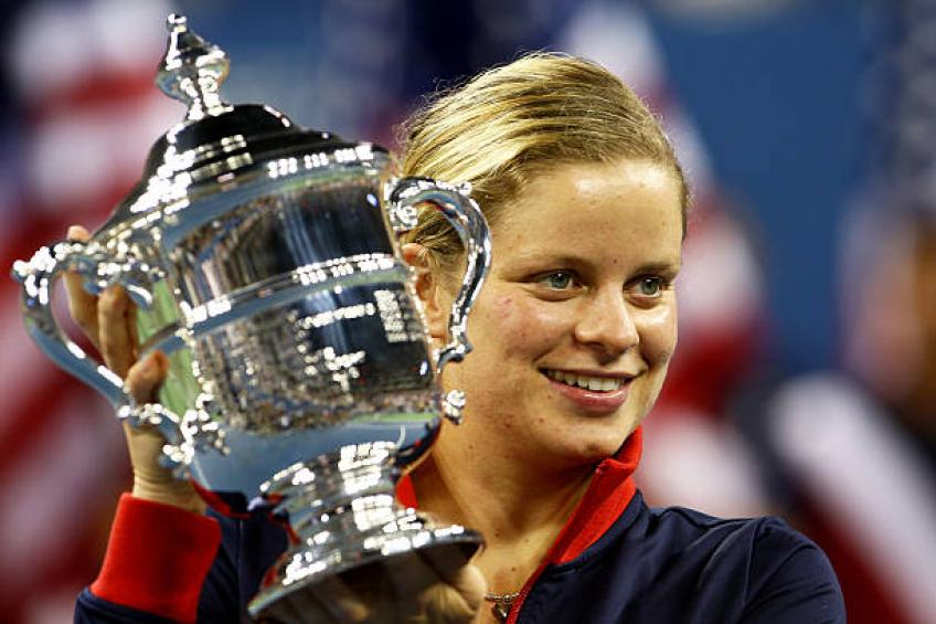 Kim Clijsters still hits the ball so unbelievably pure, says Stubbs