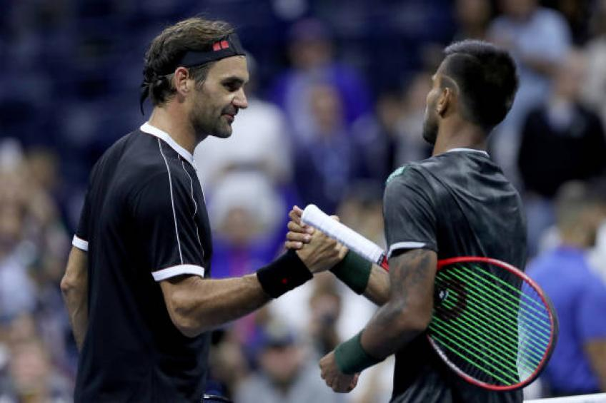 Sumit Nagal praised by Bopanna after match against Roger Federer
