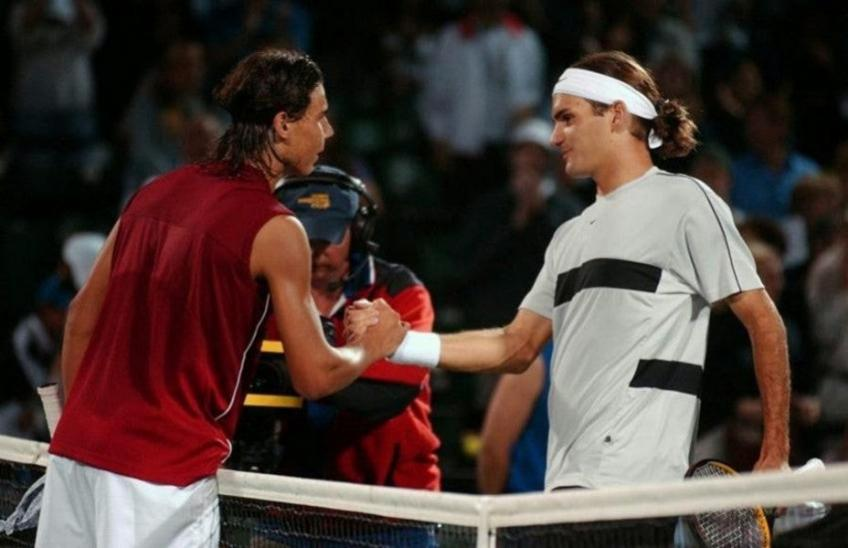 Roger Federer shares what he thought of Rafael Nadal back in 2004 Miami