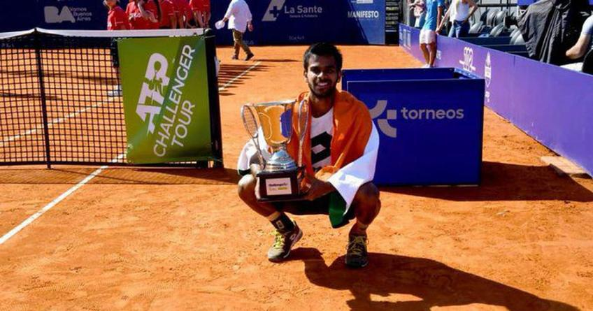 Sumit Nagal: It's really sad nobody is coming up to invest into tennis