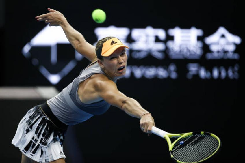 It's difficult to see Caroline Wozniacki playing if she is No. 70 - Pundit