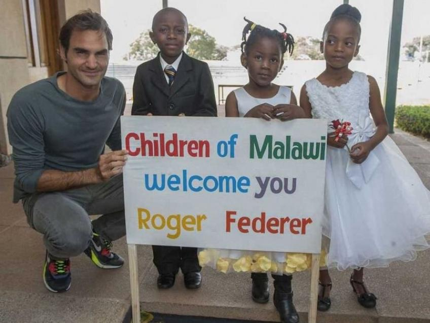 Roger Federer reveals secret behind his connection with South Africa