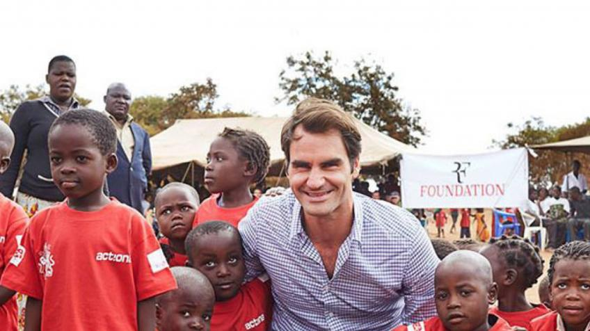 Roger Federer speaks about his relationship with money