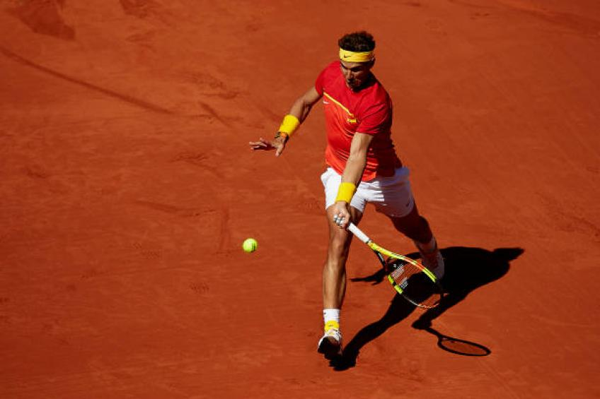 When will Rafael Nadal be officially picked to play 2019 Davis Cup?