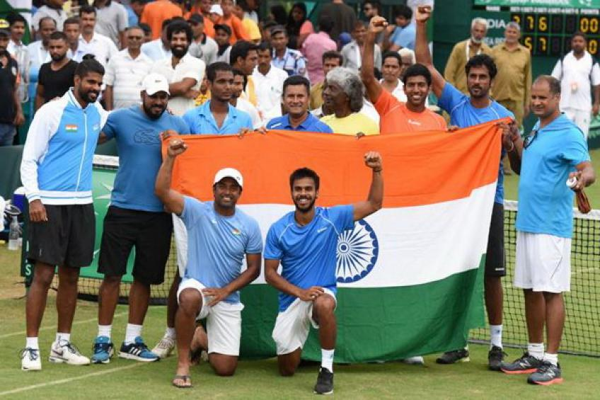 India makes another try to shift Davis Cup tie away from Pakistan