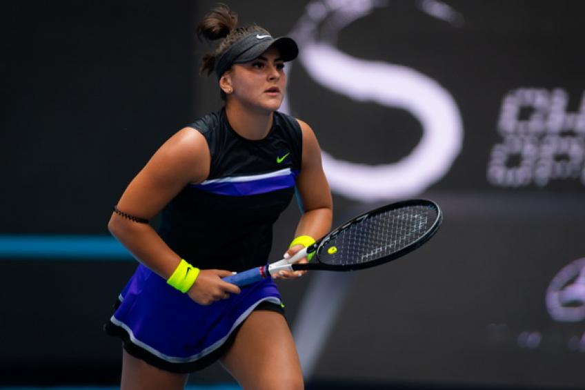 WTA Beijing: Ashleigh Barty and Bianca Andreescu advance
