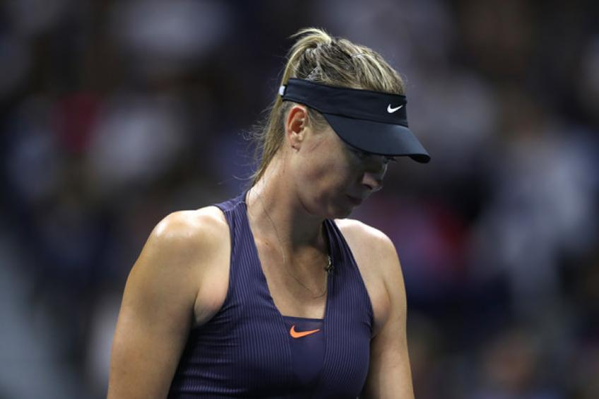 Maria Sharapova withdraws from Linz with ongoing shoulder injury