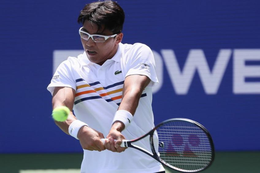 Hyeon Chung: The injury is a memory, it's time for rebirth