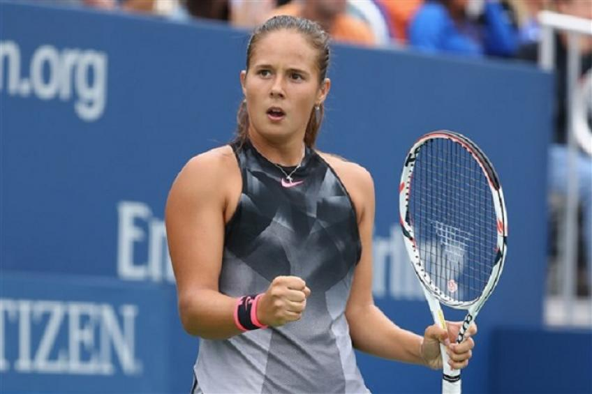 Daria Kasatkina has put her 2019 on standby
