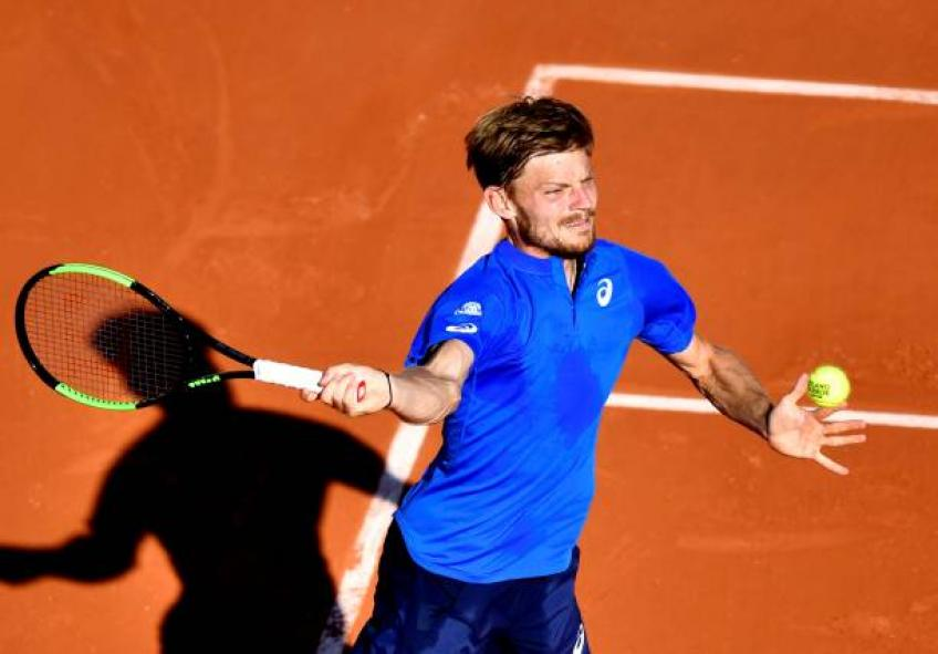 Playing Nadal at French Open is the toughest challenge - Goffin' coach