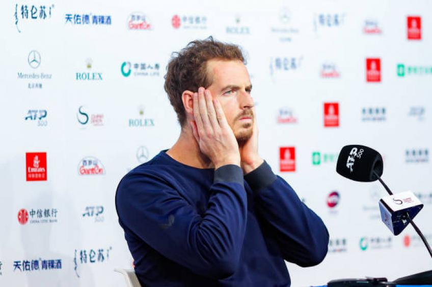 Andy Murray reveals the hilarious gift he got from a Chinese fan
