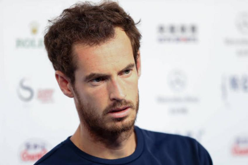 Andy Murray shares the good and bad things about playing in China