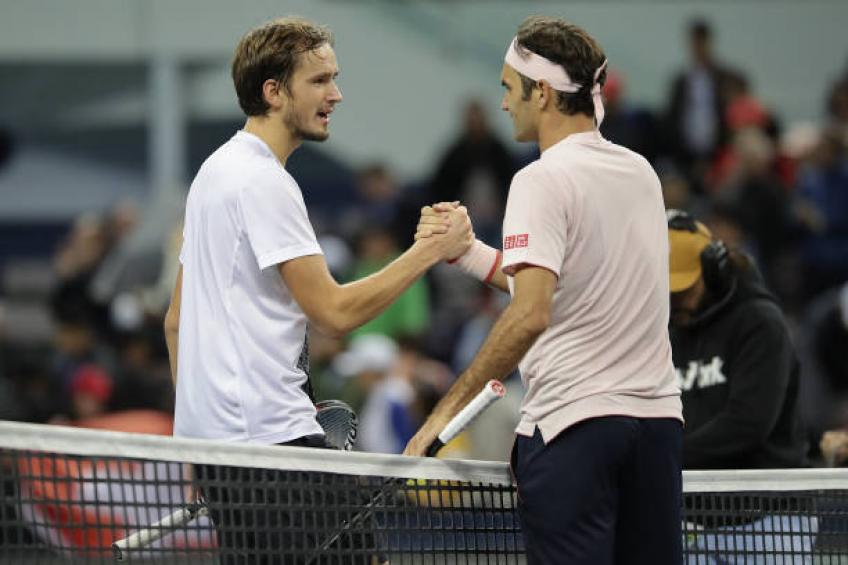 After tight 2018 loss to Roger Federer, Medvedev aims to go far in Shanghai
