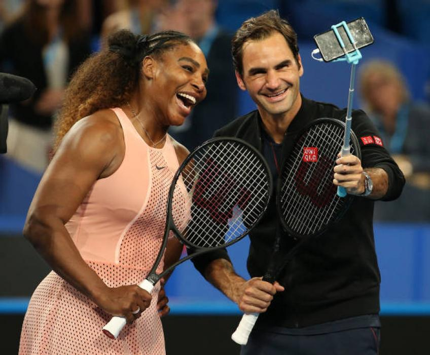 Federer, Serena Williams are two of the greatest athletes ever - Redick