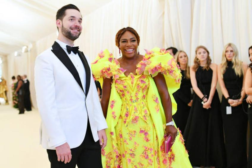 Serena Williams has zero interest in checking internet, says husband