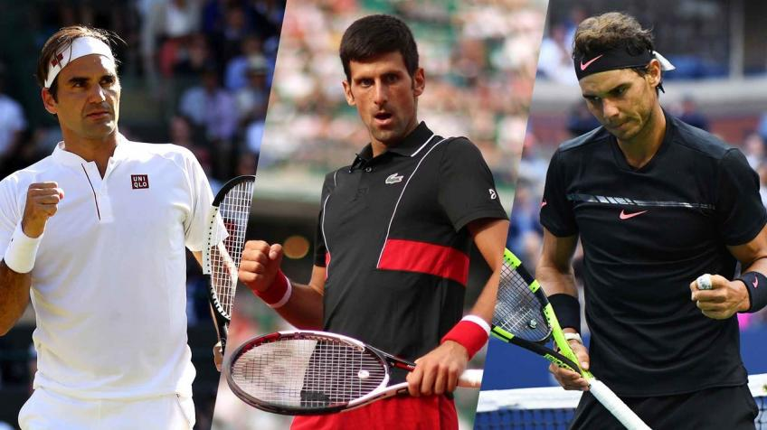Federer, Djokovic, Nadal are not the best ever.They won Slams easily -Stich