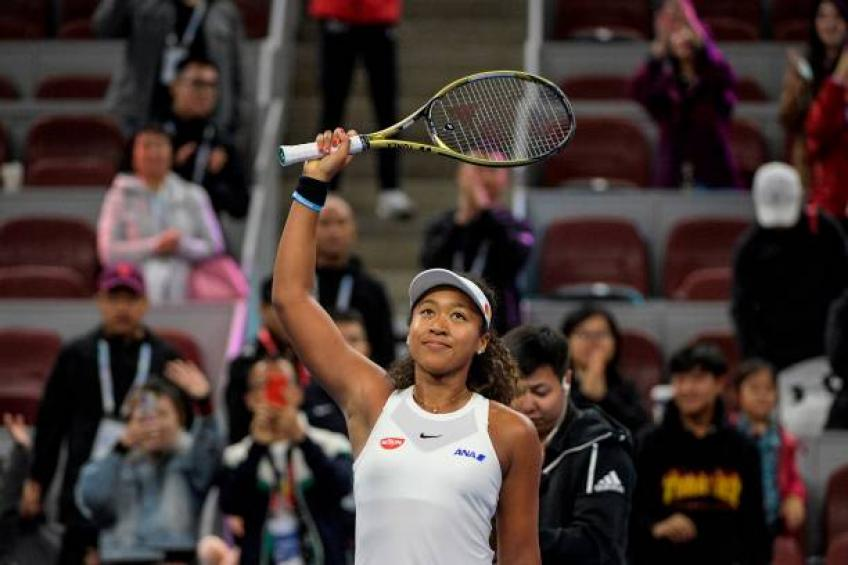 Naomi Osaka shares what Bianca Andreescu was thinking of her at start
