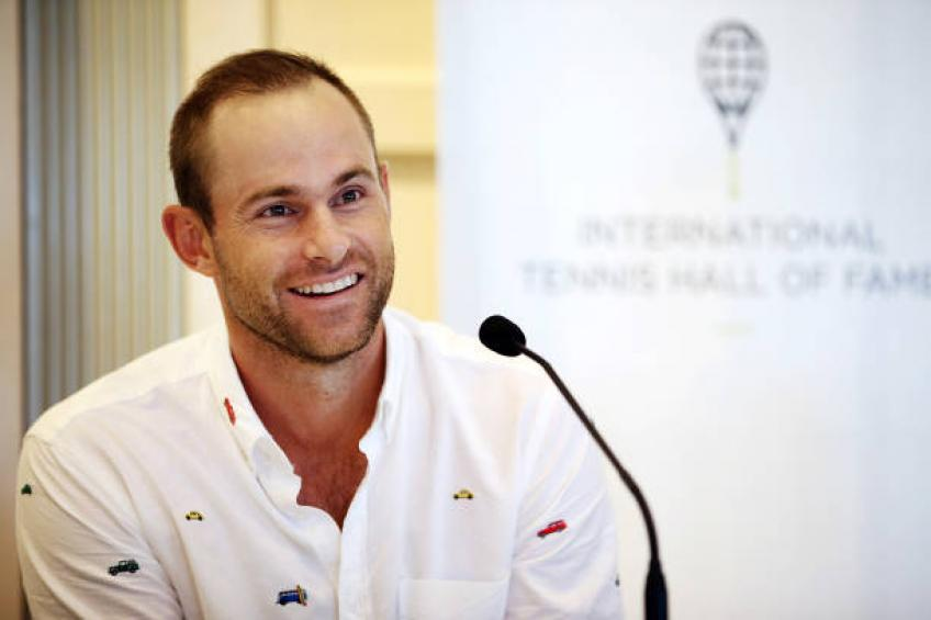 Andy Roddick admits he gets less recognition from people