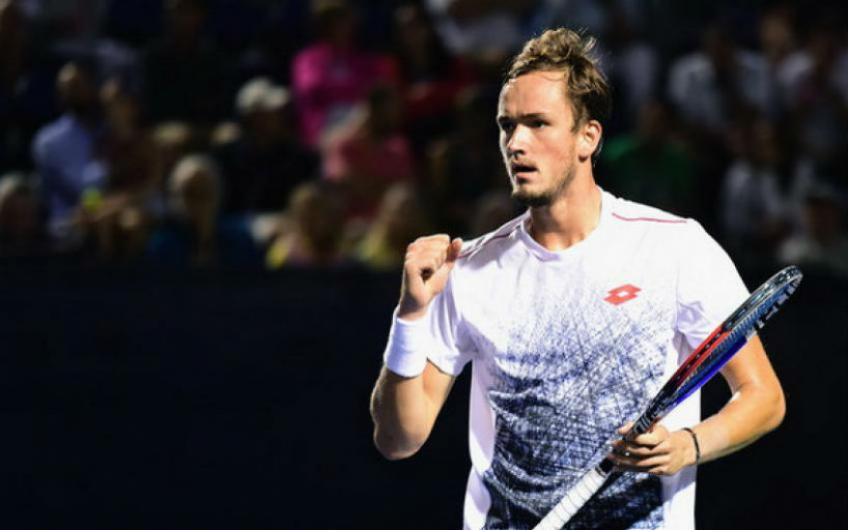 Daniil Medvedev ready and prepared for Shanghai Masters