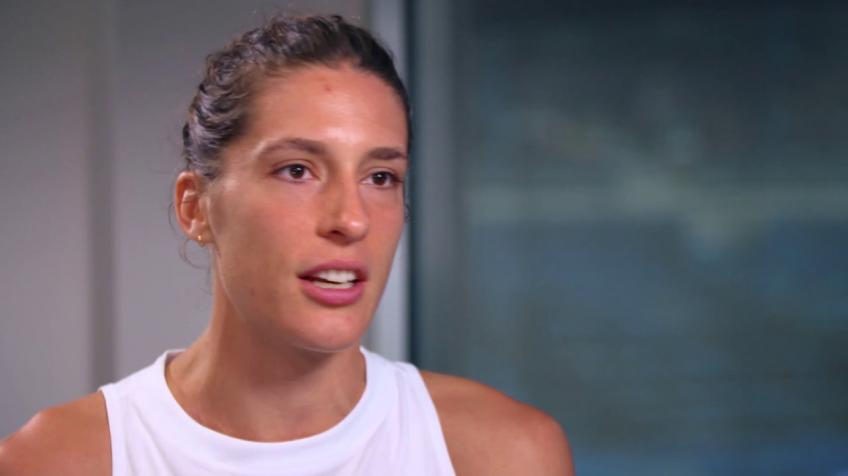 Andrea Petkovic Receives Recognition for Her Essay